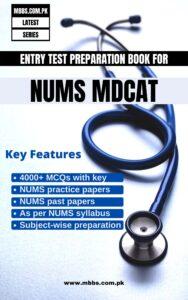 NUMS PREPARATION BOOK