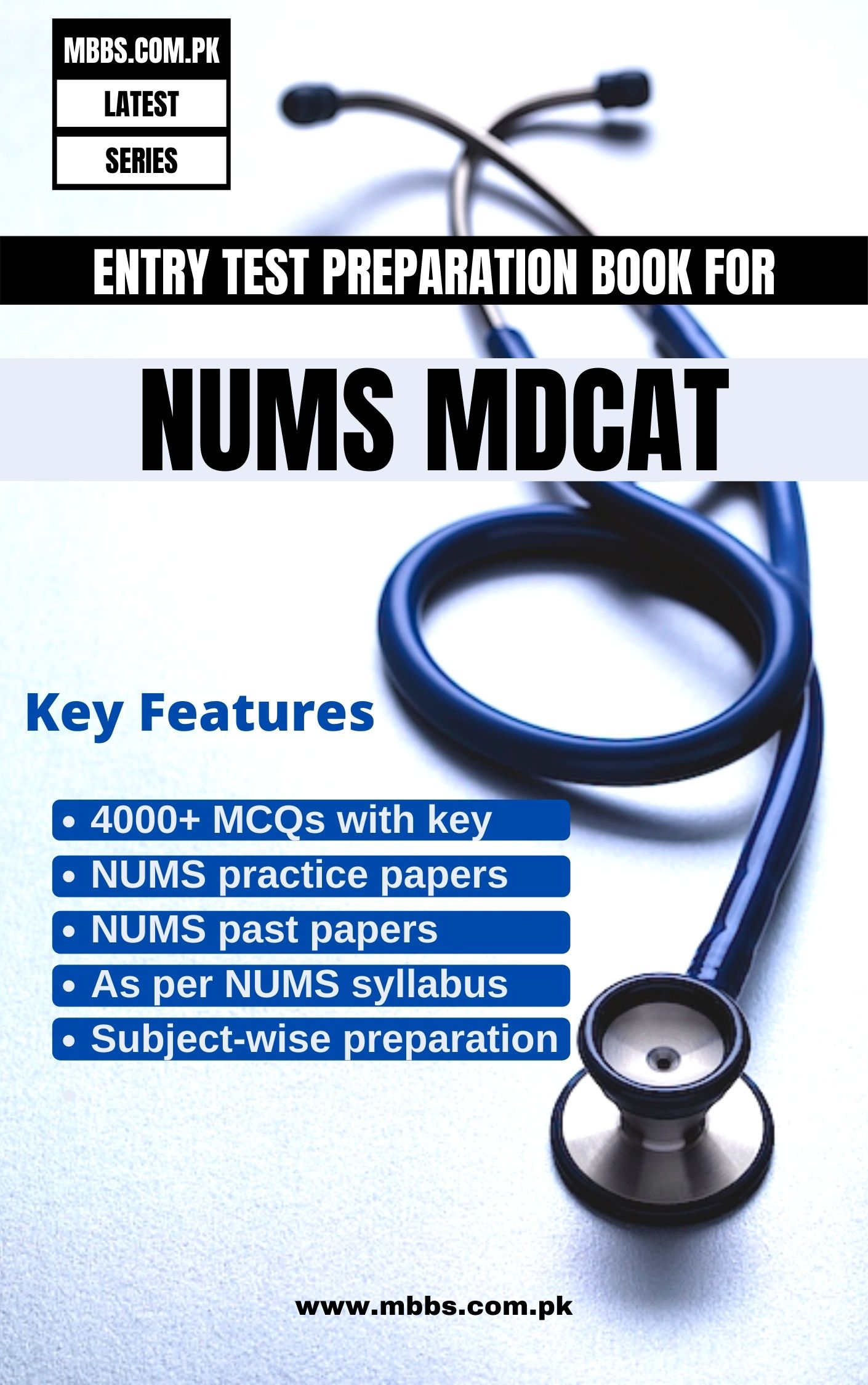 NUMS PREPARATION BOOK