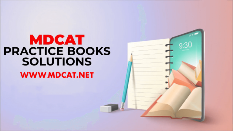 National MDCAT Books 2021 – Topper's Recommended Books