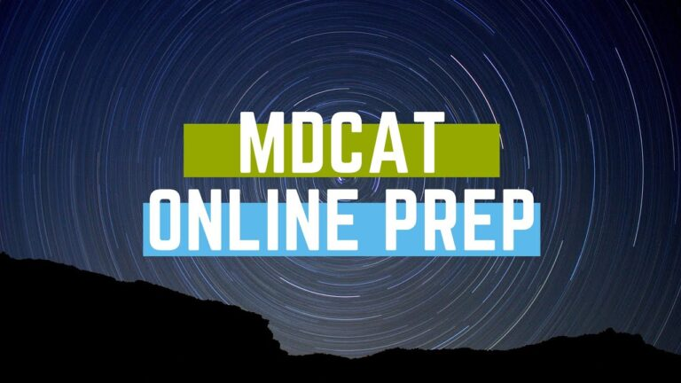 National MDCAT Online Preparation 2021 – Practice Questions, MCQ's & Exam Tips!